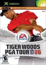 Tiger Woods PGA Tour 2006 Xbox New Xbox