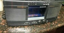 Sharper Image Stereo Sound Soother Clock Stereo Radio Si433 used yet nice