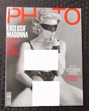 1992 PHOTO Magazine #297 French Exclusive MADONNA Cover NM