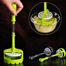 1Pcs Potato Masher Creative Household Vegetable Crusher Fruit Juicer for Kitchen