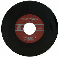 "IKE TURNER Orch. Vocal Fred Sample ""CHALYPSO LOVE CRY""  R&B / LATIN   LISTEN!"