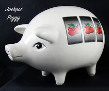 Enesco Jackpot Piggy  Cute Pig Money Box Unused