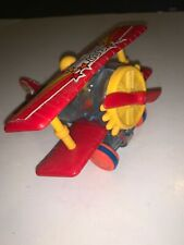U.S.A. 1992 mct skeletplane Plane toy Transparent #907