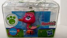 Littlest Pet Shop Shimmer N Shine 2340 Glitter Sparkle Woodpecker LPS New 4+
