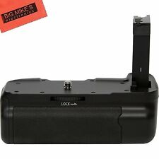 Battery Grip Kit for Canon Rebel T7i and EOS 77D DSLR Camera