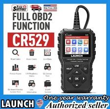 2020 New LAUNCH OBD2 Scanner Automotive Car Code Reader EOBD Check Engine Light