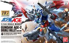 HG 1/144 AGE-2 Gundam AGE-2 Double Barrets (Mobile Suit Gundam AGE) Bandai