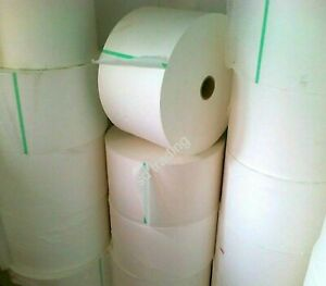 Jumbo Tea Bag Roll Tissue Paper Thick or Thin not Centrefeed Blue Roll