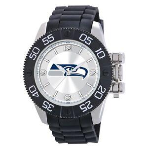 Men's Black watch Beast - NFL - Seattle Seahawks - Gift box included