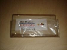 "Rubber bands 6"" elastic bands packet of 12"