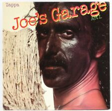 Frank Zappa, Joe's Garage Act 1  Vinyl Record *USED*