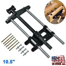 """10.5"""" Woodworking Cabinet Maker's Vise Table Top Clamp Press Locking Heavy Duty"""
