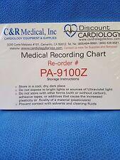 NIHON KOHDEN EKG PAPER PA9100Z FOR 9100, 9110, 9130K, 1350A