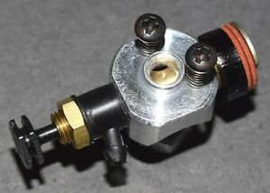 Cox .049 .05 Tee Dee RC Airplane Engine Carburetor Carb Assembly 049 05