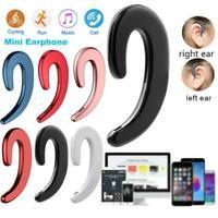 K8 Knochenleitung Earhook Drahtloser Bluetooth Kopfhörer Lärm Cancelling St N2L9