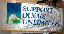 Ducks Unlimited Banner - 8 Ft By 4 Ft.