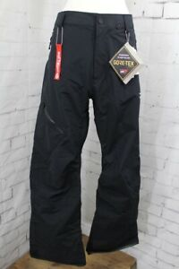 Volcom L Gore-Tex Shell Snowboard Pants, Men's Extra Large/XL, Black New
