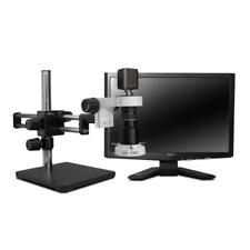 Scienscope Mac Pk5d E1q Af Auto Focus Digital Inspection Systemquadrant Led On