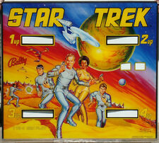 1978 BALLY STAR TREK PINBALL REPLACEMENT LED LIGHT KIT