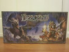 Descent: Journeys in the Dark  (Kevin Wilson) (2010, Fantasy Flight Games SEALED