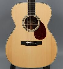 2015 Collings OM3MRGSS Madagascar Rosewood/German Short Scale OM Acoustic Guitar