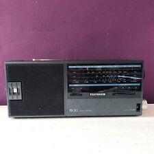 More details for vintage telefunken radio pr 20 *untested