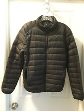 ALPINESWISS Ultra Light ZIP Up Down Jacket (S)