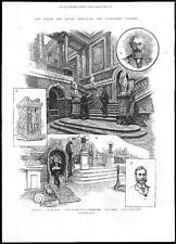 1884 THE GOLDSMITHS COMPANY The City Guilds Livery Company Goldsmiths Hall (178)