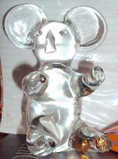 licio zanetti murano 1960 bear