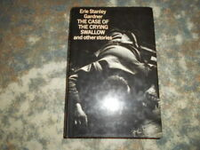 Erle Stanley Gardner The Case of the Crying Swallow 1st UK HB DJ Perry Mason