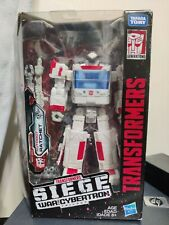 Transformers Siege War for Cybertron Ratchet Walgreens new exclusive rare