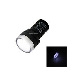 1x Warm White Indicator Lamp Energy Saving AD16-22D/S 220V <20mA LED Z2923