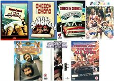 CHEECH AND CHONG ULTIMATE DVD COLLECTION DVD UK Release NEW Sealed R2