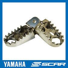 REPOSE CALE PIED STD YAMAHA YZ YZF 85 125 250 400 450 YZ250F YZ450F TITANE SCAR