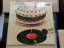 LP ROLLING STONES - LET IT BLEED - DECCA SPAIN 1970 VG+