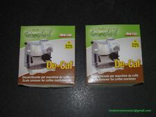 KIT DE-CAF DECALCIFICANTE DISINCROSTANTE ANTICALCARE IN POLVERE PER CAFFETTIERE
