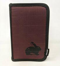 Denali Nintendo DS Lite DSi Dark Red Black Carrying Case Travel Storage Bag FP20