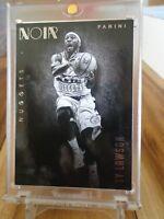 2014-15 PANINI NOIR BLACK & WHITE TY LAWSON BASE CARD 15 /70 NUGGETS