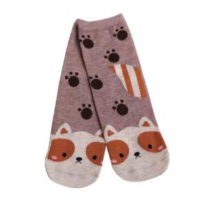 Women Cute Fashion Socks Reduced Pressure Sports Cotton Socks Comfortable