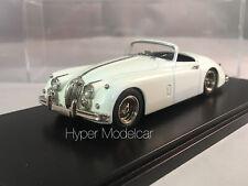 AMR 1/43 JAGUAR XK 150 ROADSTER 1957 WHITE