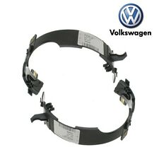 VW Beetle Headlight Support Bracket Left&Right Headlamp Retainer Strap Genuine