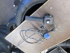 2004 Honda GL1800 Throttle Tube and Handlebar Switch Assembly