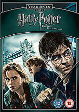 Harry Potter And The Deathly Hallows - Part 1 (1-disc version) [DVD] [2010], Ver