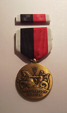 WW II Marine Corps Occupation Service Military Medal with RIBBON