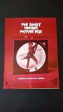THE ROCKY HORROR PICTURE DISC. (1978)  RARE ORIGINAL PRINT PROMO POSTER AD