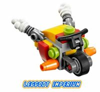 LEGO Minifigure - Krusty's Clown Bike - Simpsons Dimensions miniset FREE POST