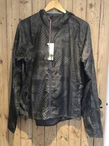 Rapha Commuter Lightweight Breathable Jacket Mens Medium RRP: £95
