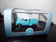 Oxford USA 87CP65001 CP65001 1/87 Chevrolet Stepside Pick Up 1965 Blue White