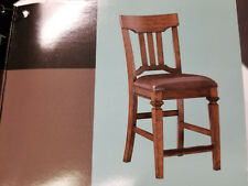 Member's Mark Carter Counter-Height Chair 175-A351-K1 (Only 1 Chair)