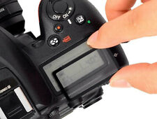 Top External Outer Protective Glass LCD Screen Repair part Nikon D750 - UK STOCK